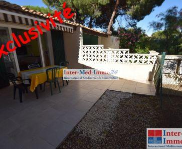 A vendre  Le Cap D'agde   Réf 3458243760 - Inter-med-immo34