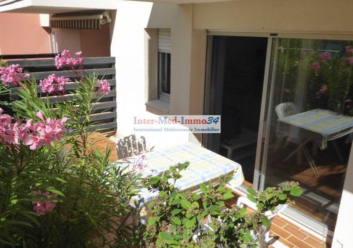 A vendre Le Cap D'agde 3458243798 Inter-med-immo34