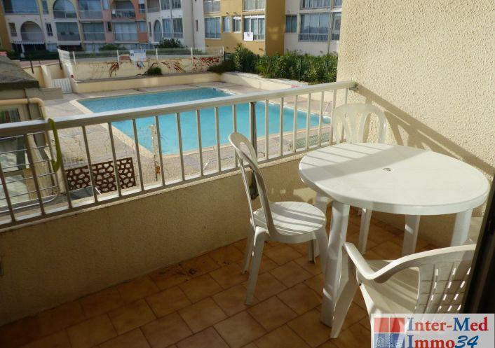 A vendre Appartement Le Cap D'agde | Réf 3458243837 - Inter-med-immo34