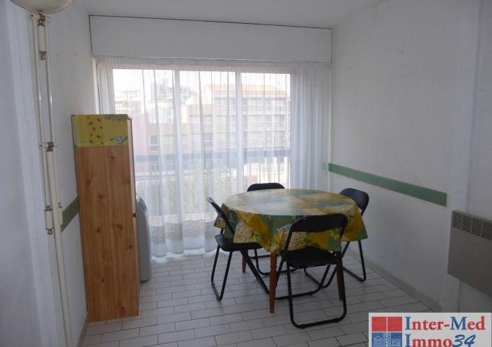 A vendre Appartement Le Cap D'agde   Réf 3458243918 - Inter-med-immo34