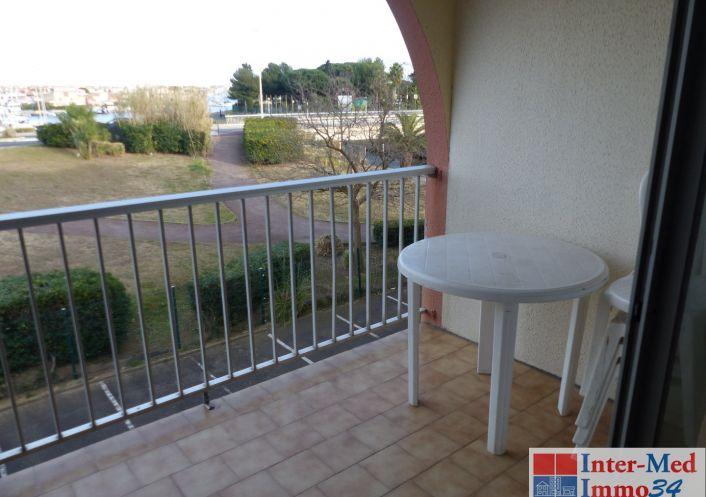 A vendre Le Cap D'agde 3458244041 Inter-med-immo34