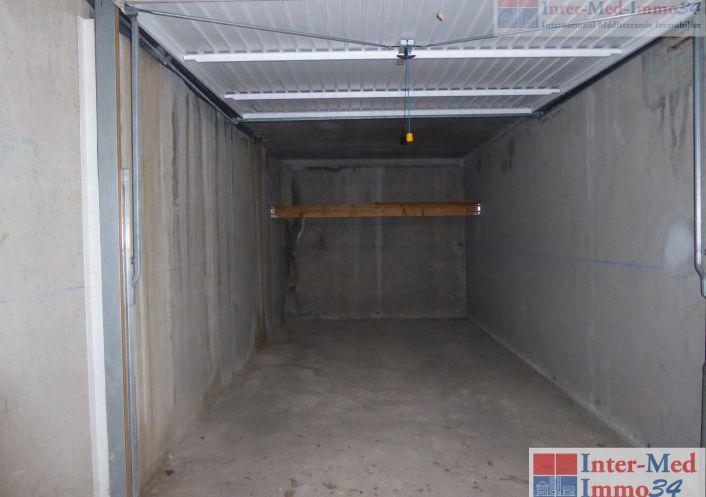 A vendre Garage Le Cap D'agde | R�f 3458244109 - Inter-med-immo34