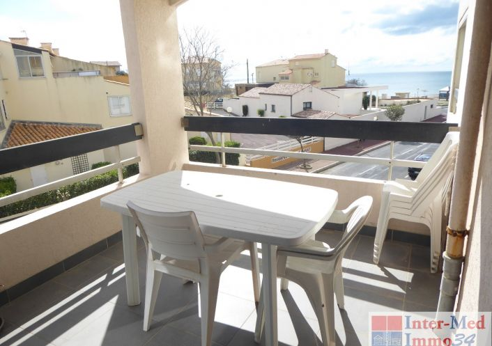 A vendre Appartement Le Cap D'agde | Réf 3458244118 - Inter-med-immo34