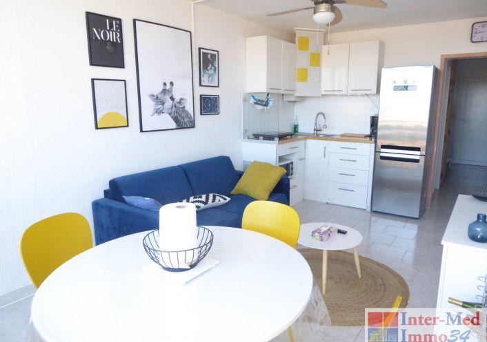 A vendre Appartement Le Cap D'agde   Réf 3458244121 - Inter-med-immo34