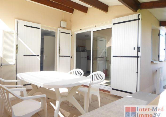 A vendre Appartement Le Cap D'agde | Réf 3458244126 - Inter-med-immo34