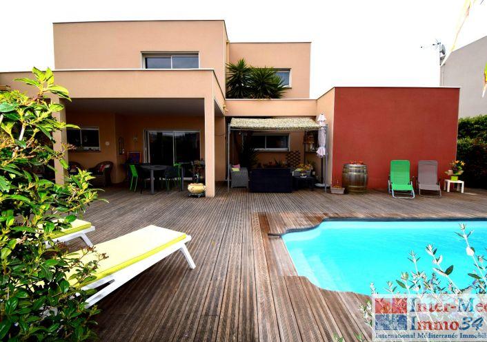 A vendre Villa Agde | Réf 3458244150 - Inter-med-immo34