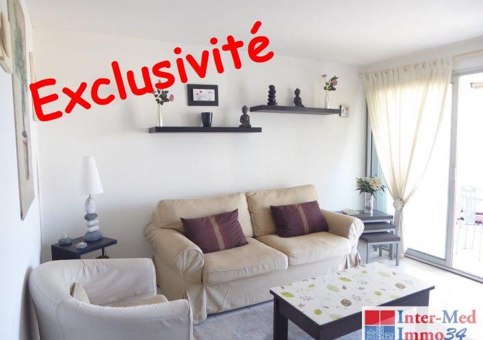 A vendre Appartement Le Cap D'agde | Réf 3458244167 - Inter-med-immo34