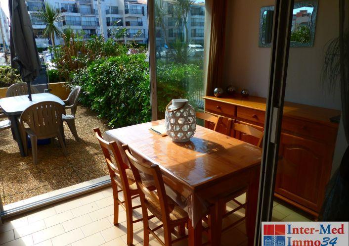 A vendre Appartement Le Cap D'agde   R�f 3458244178 - Inter-med-immo34