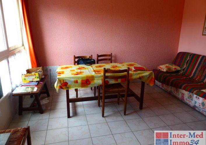 A vendre Appartement Le Cap D'agde   Réf 3458244179 - Inter-med-immo34