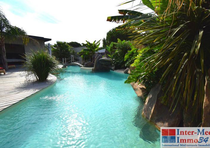 A vendre Villa d'architecte Le Grau D'agde | Réf 3458244199 - Inter-med-immo34