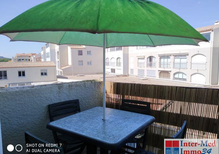 A vendre Appartement Le Cap D'agde | Réf 3458244216 - Inter-med-immo34