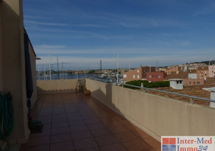 A vendre Appartement Le Cap D'agde | Réf 3458244221 - Inter-med-immo34