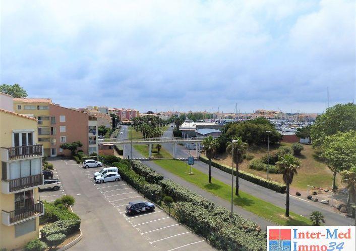A vendre Appartement Le Cap D'agde | Réf 3458244226 - Inter-med-immo34
