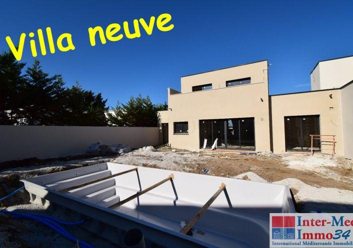 A vendre Villa d'architecte Le Cap D'agde | Réf 3458244237 - Inter-med-immo34