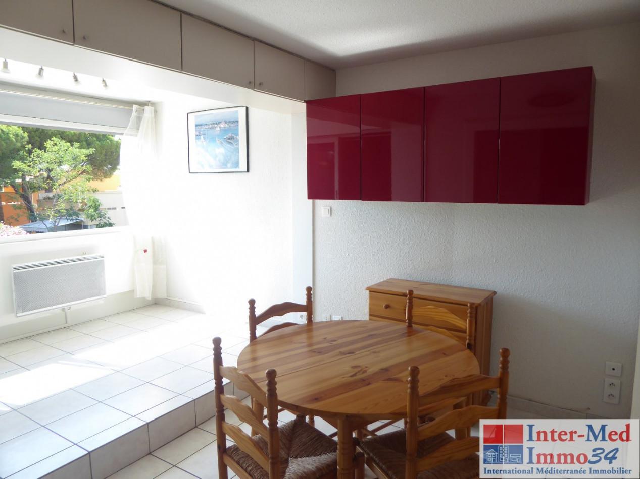 A vendre  Le Cap D'agde   Réf 3458244248 - Inter-med-immo34