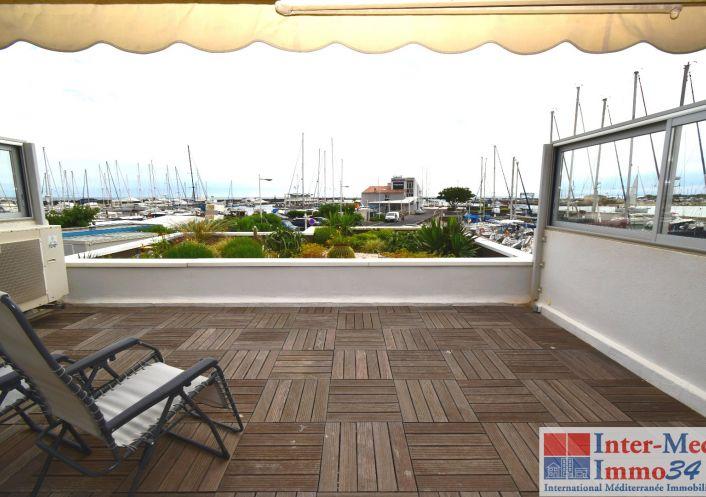 A vendre Appartement Le Cap D'agde | R�f 3458244249 - Inter-med-immo34 - prestige