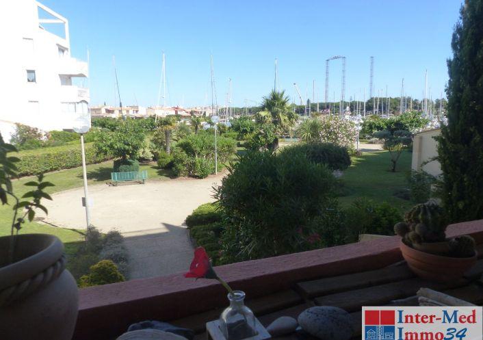 A vendre Appartement Le Cap D'agde | Réf 3458244254 - Inter-med-immo34