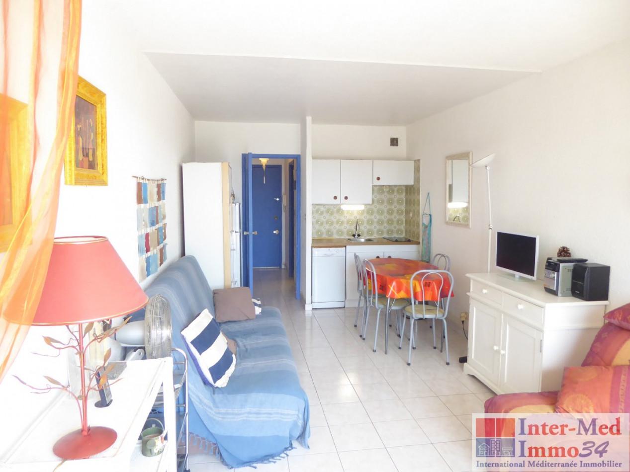 A vendre  Le Cap D'agde | Réf 3458244273 - Inter-med-immo34