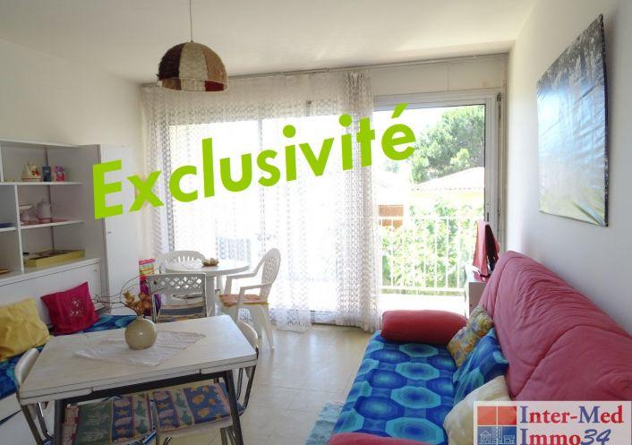 A vendre Appartement Le Grau D'agde | Réf 3458244282 - Inter-med-immo34