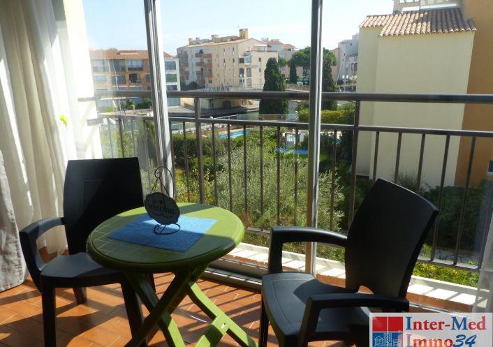 A vendre Appartement Le Cap D'agde | R�f 3458244329 - Inter-med-immo34