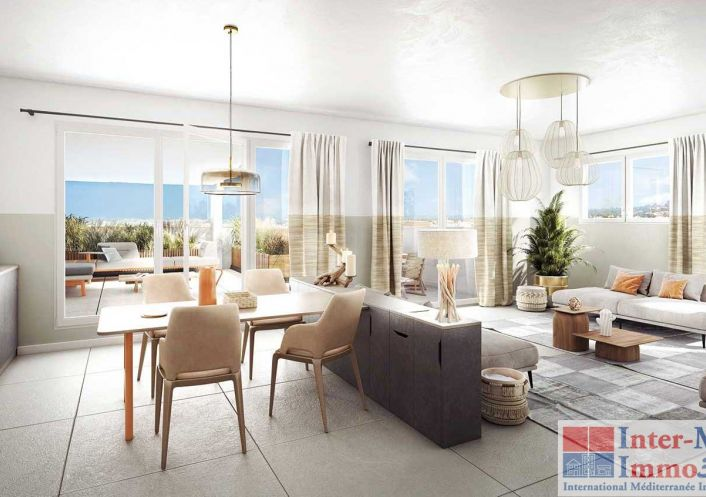 A vendre Appartement Le Cap D'agde | R�f 3458244347 - Inter-med-immo34 - prestige