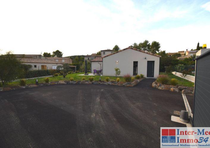 A vendre Villa Saint Paul Et Valmalle   R�f 3458244353 - Inter-med-immo34 - prestige