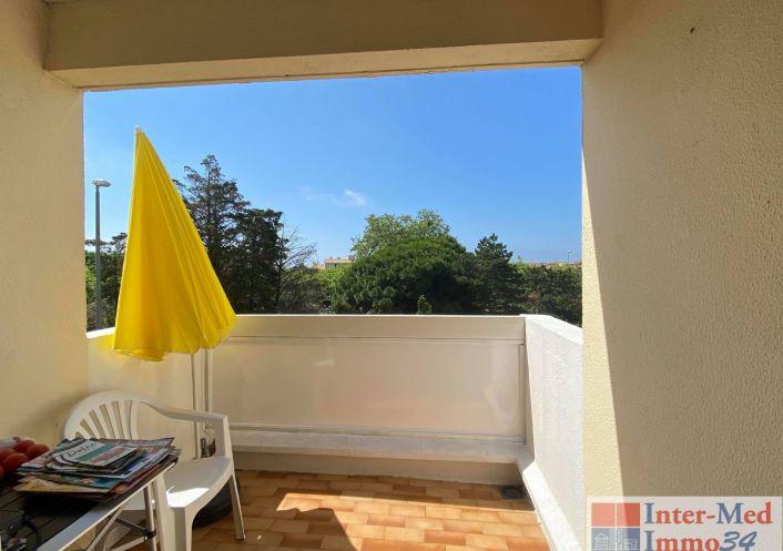 A vendre Appartement Le Cap D'agde | Réf 3458144139 - Inter-med-immo34