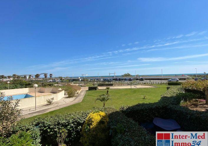 A vendre Appartement Vias-plage | Réf 3458144172 - Inter-med-immo34