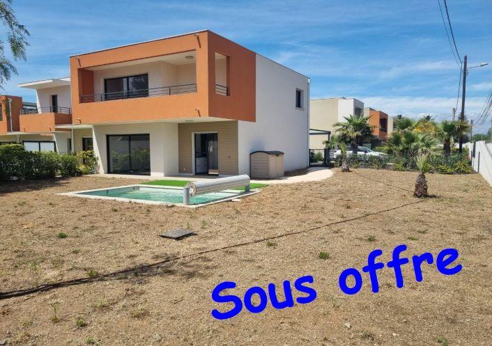A vendre Villa Cap D'agde | Réf 3458244253 - Inter-med-immo34