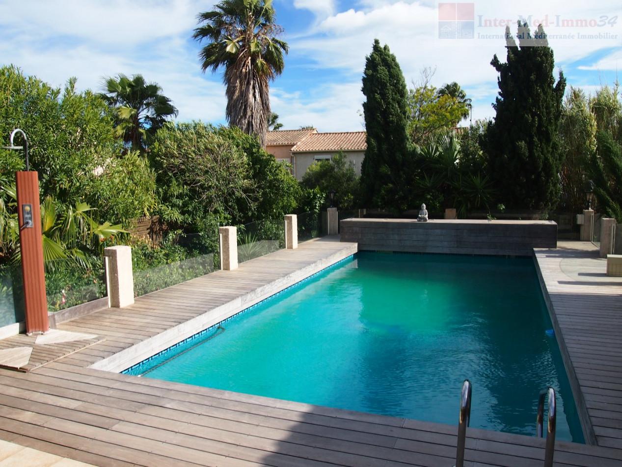 A vendre Le Grau D'agde 3458333372 Inter-med-immo34 - prestige