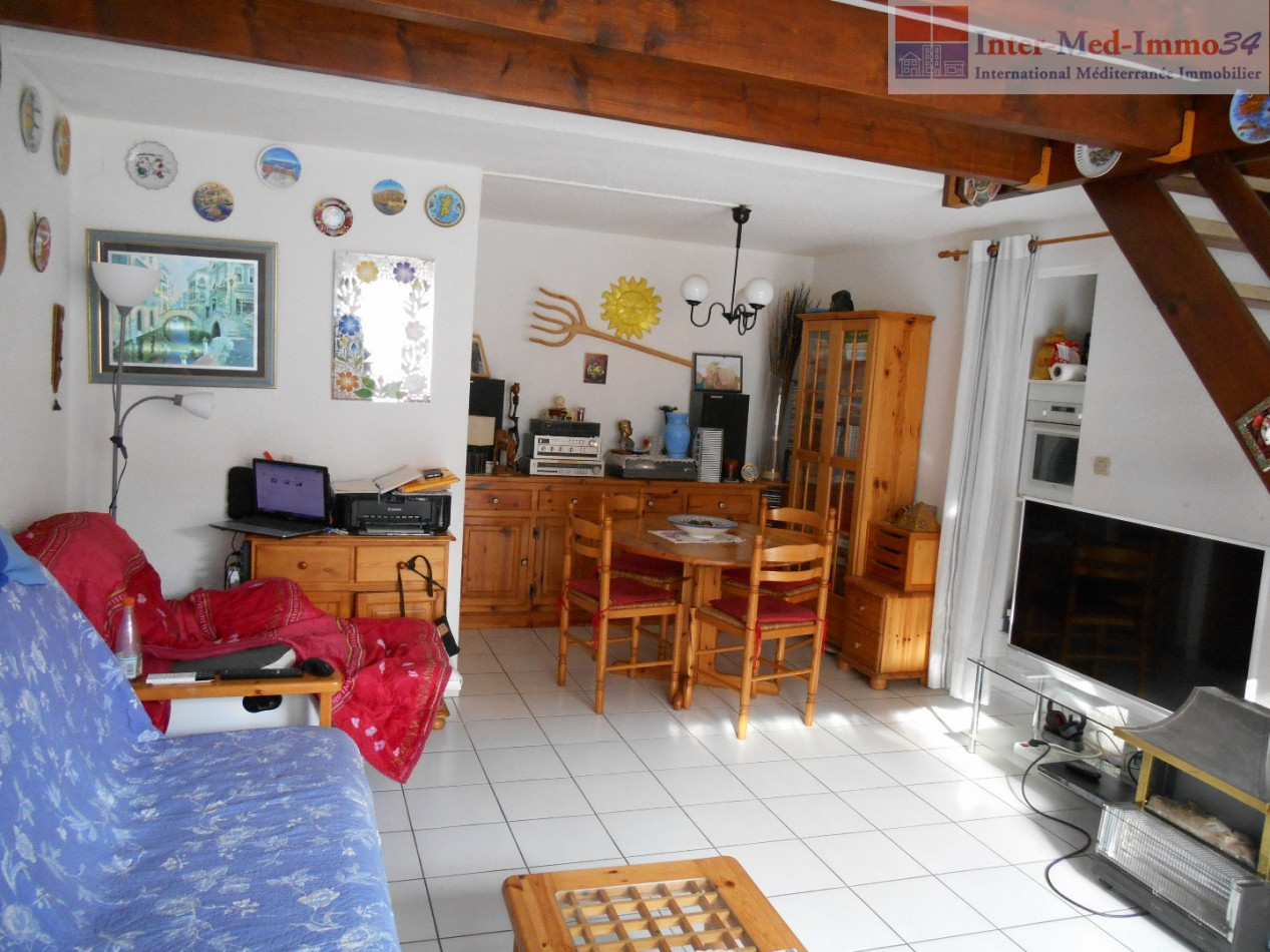 A vendre Le Grau D'agde 3458343185 Inter-med-immo34