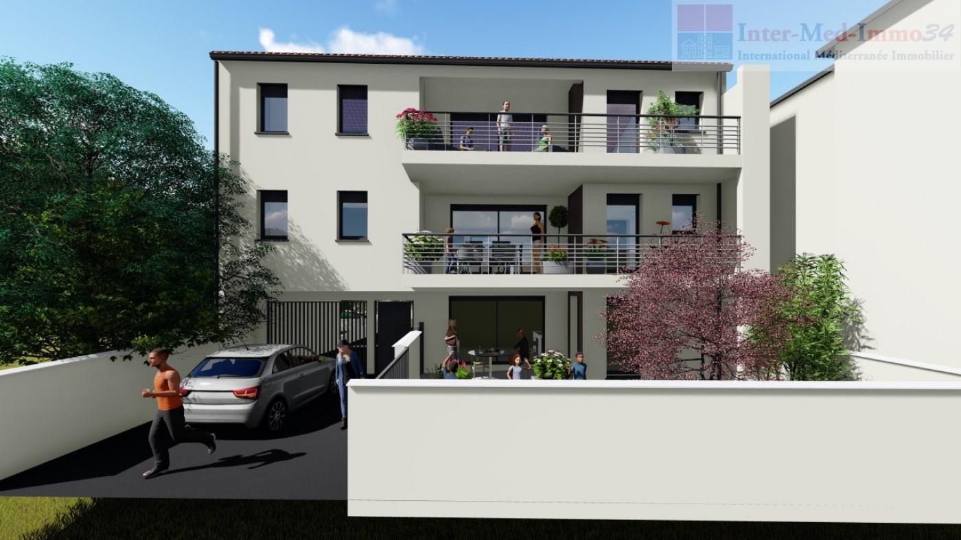 A vendre  Le Grau D'agde   Réf 3458343330 - Inter-med-immo34