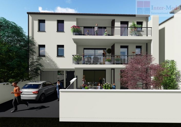A vendre Appartement Le Grau D'agde | R�f 3458343330 - Inter-med-immo34