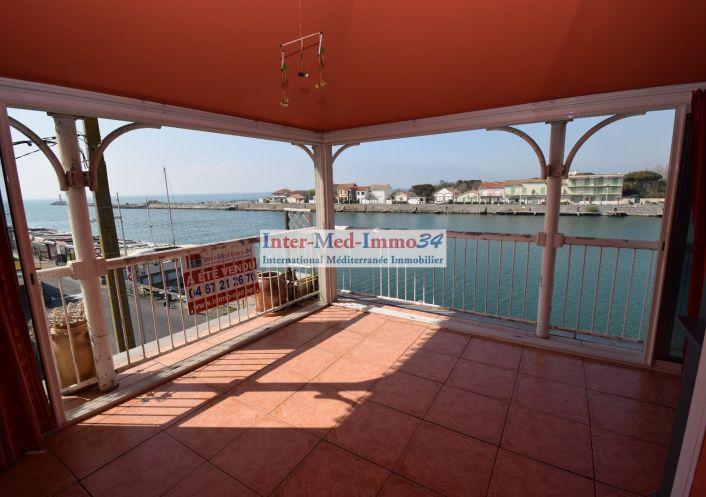 A vendre Maison Le Grau D'agde | R�f 3458343597 - Inter-med-immo34