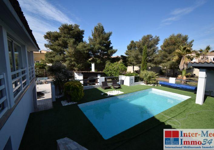 A vendre Villa Le Grau D'agde   Réf 3458343812 - Inter-med-immo34