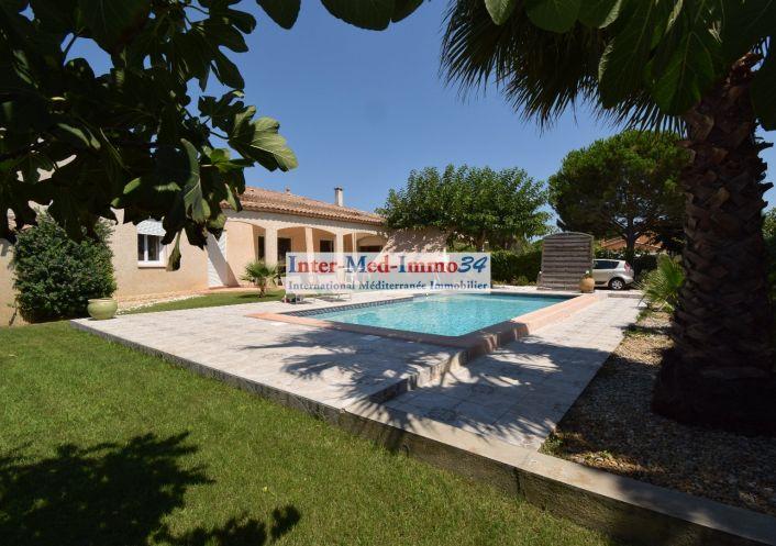 A vendre Villa Le Grau D'agde | R�f 3458343833 - Inter-med-immo34