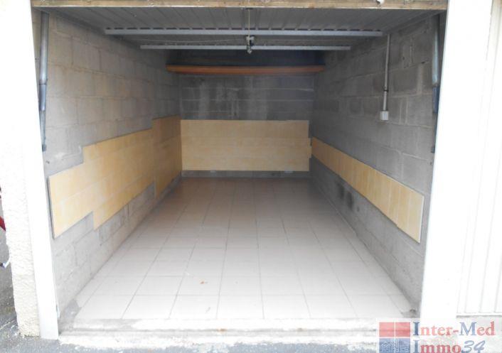 A vendre Garage Le Grau D'agde | Réf 3458343877 - Inter-med-immo34
