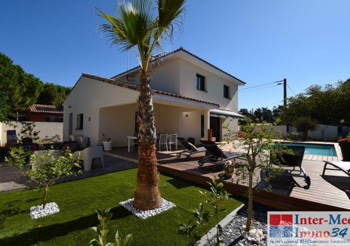 A vendre Villa Le Grau D'agde | R�f 3458343884 - Inter-med-immo34