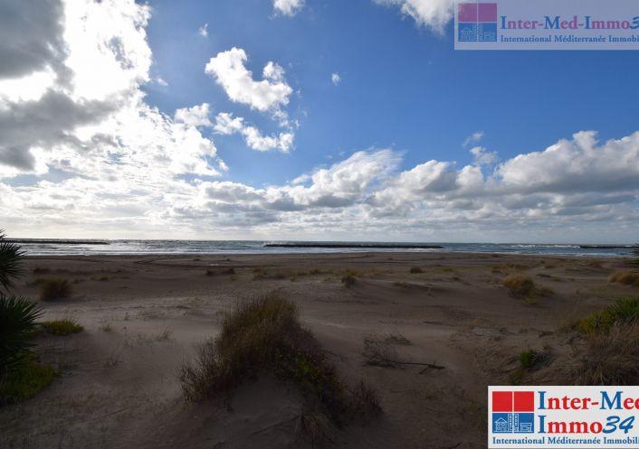 A vendre Terrain constructible Le Cap D'agde | Réf 3458343976 - Inter-med-immo34