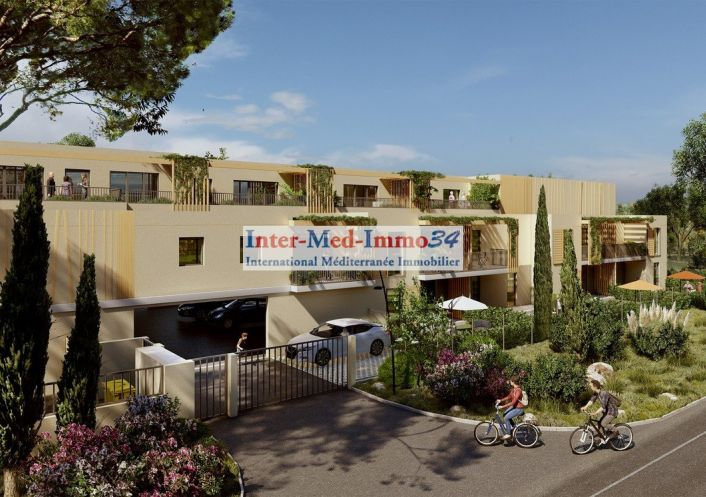 A vendre Appartement Le Grau D'agde | Réf 3458344052 - Inter-med-immo34
