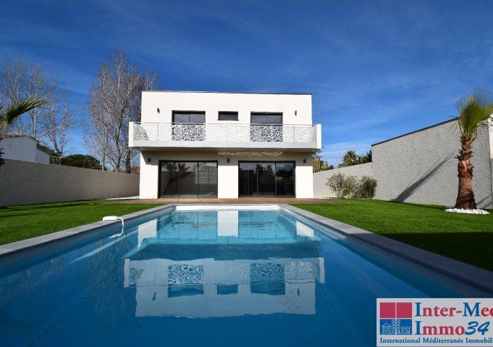 A vendre Villa Le Grau D'agde | Réf 3458344070 - Inter-med-immo34