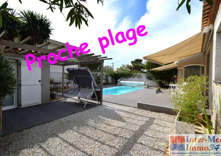 A vendre Villa Le Cap D'agde | Réf 3458344351 - Inter-med-immo34