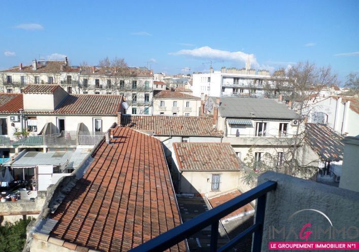 For rent Appartement Montpellier   R�f 34585329 - Cabinet pecoul immobilier