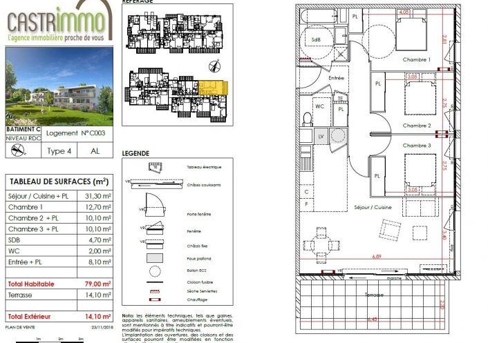 A vendre Clapiers 3458626614 Castrimmo