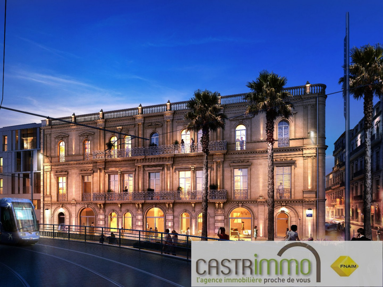 A vendre Montpellier 3458628216 Flash immobilier