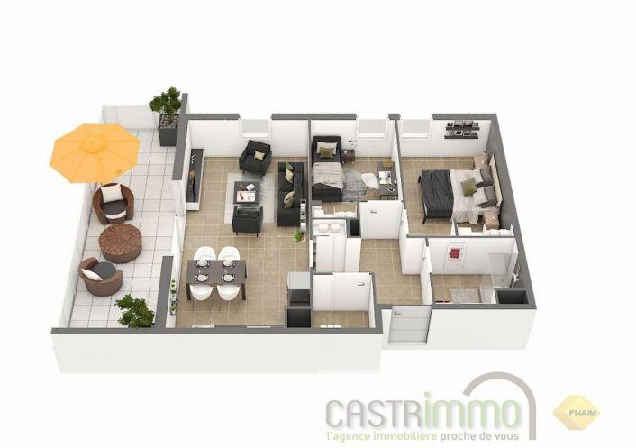 A vendre Appartement Montpellier | Réf 3458647086 - Castrimmo
