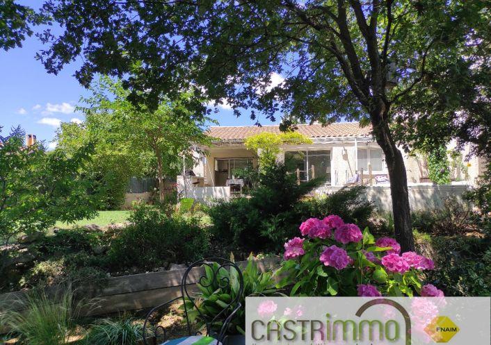 A vendre Maison individuelle Saint Christol | Réf 3458652138 - Castrimmo