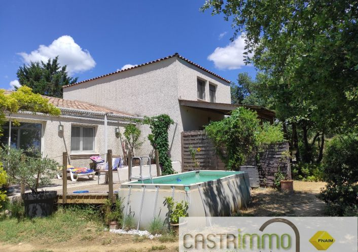 A vendre Maison individuelle Boisseron | Réf 3458652546 - Castrimmo