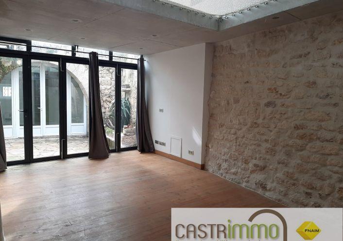A louer Maison de ville Restinclieres   Réf 3458653129 - Castrimmo