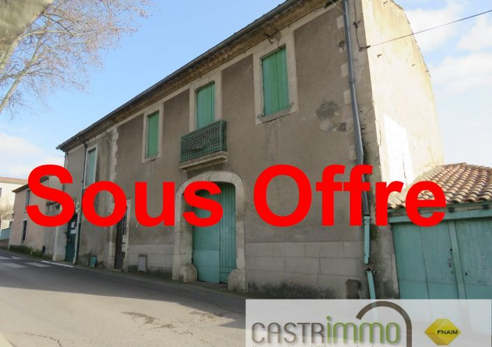 A vendre Maison à rénover Clapiers | Réf 3458653742 - Castrimmo